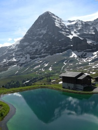 Eiger Reflection