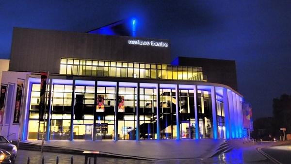 Marlowe Theatre, Canterbury by matt adams