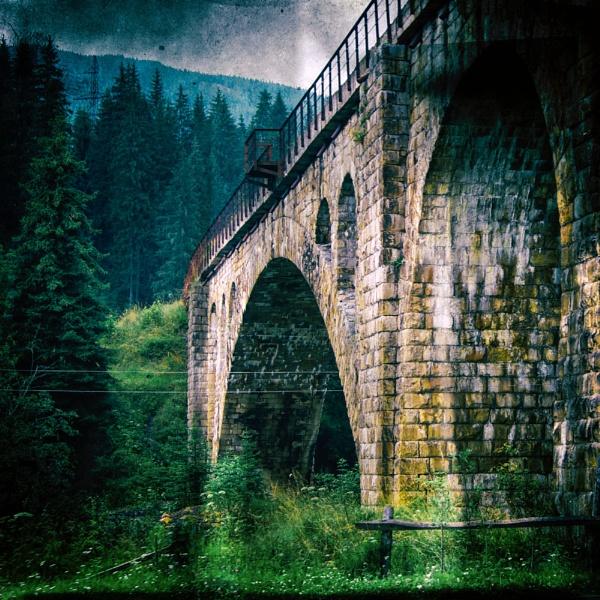 ...old bridge... by iphilipenko