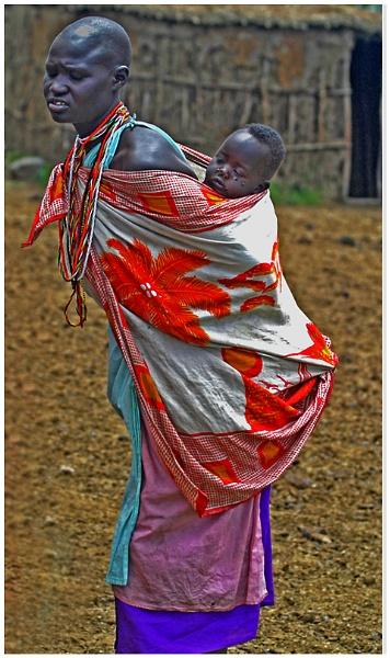 Life can be hard on the Massai Mara by nikon