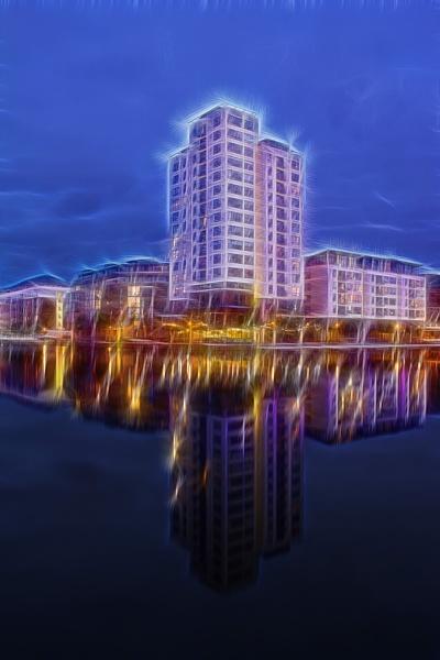City Living Fractalious by mondmagu