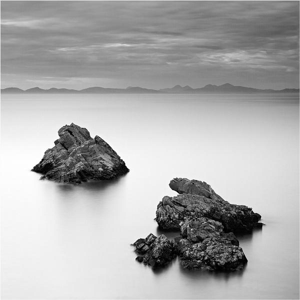 Across The Minch by jeanie