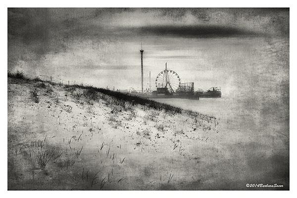 Transient Summer by Barjo