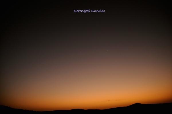 Sunrise over The Serengeti by StuartDavie