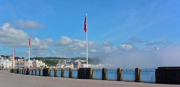 Sea Mist Rolls In