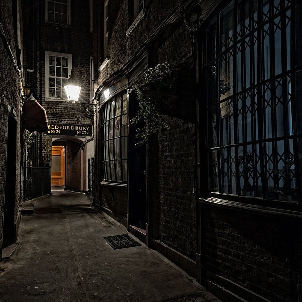 Fishers Alley by charlotte