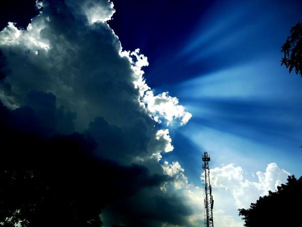 Sky Shot: 1 by IshanPathak