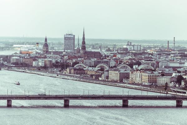 Riga by Stanley_Dellimore