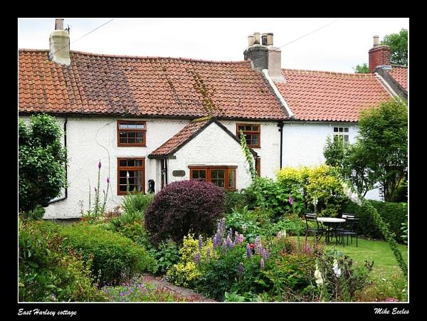 East Harlsey cottage by oldgreyheron