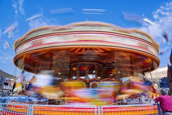 Spinning by franken