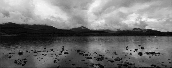 Moody Loch Morlich by Irishkate