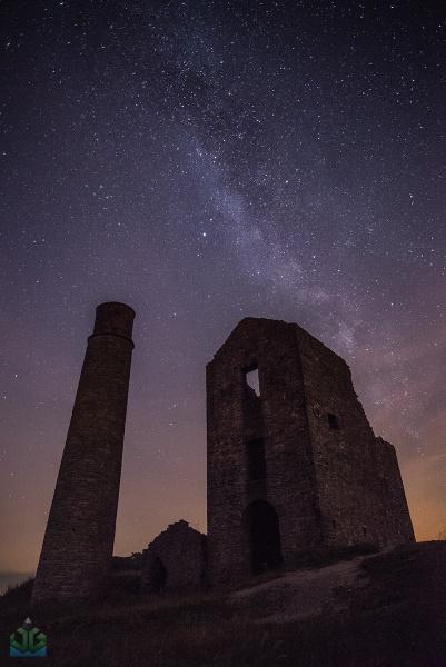 Magpie Mine Milky Way by jamesgrant