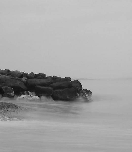 Smooth sea by steve_i