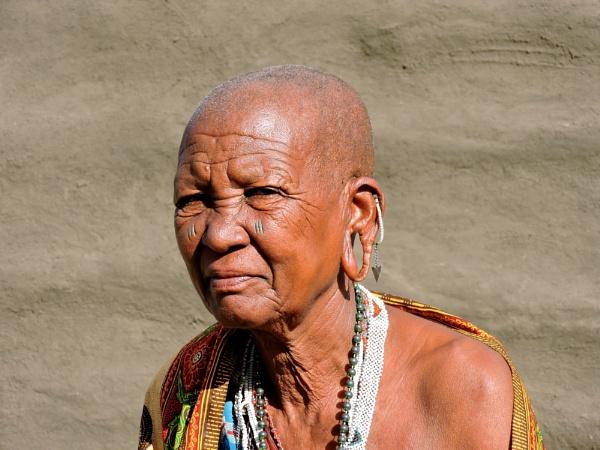 Masai Matriarch by StuartDavie