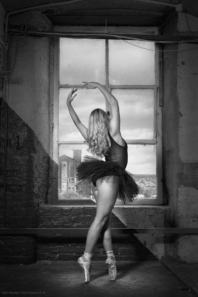 Window Dance by paulbaybutphotography