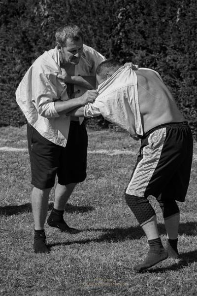 World champion Cornish wrestling moment by PCarman