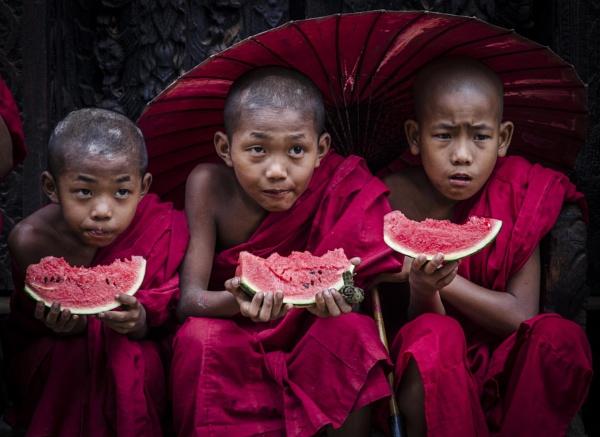 Watermelon snack by NathalieM