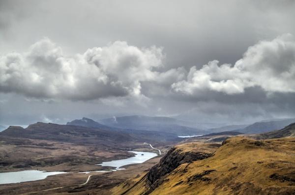 Skye storm