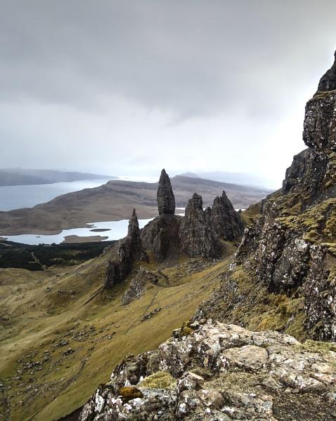 Skye: The Storr sanctuary