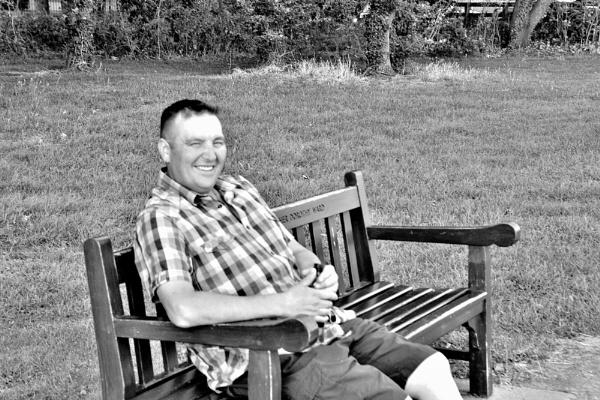 a happy man... by alan2603