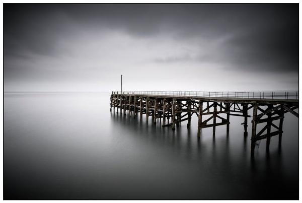 Trefor Pier by rickbowden