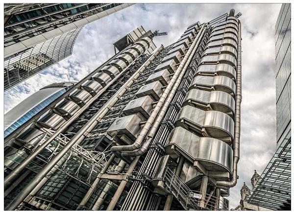 Lloyds of London by PhilScot
