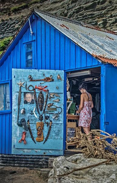 Beach hut by retec