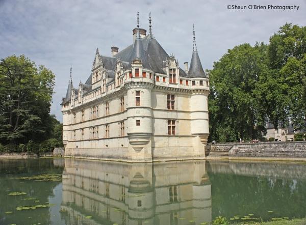 Chateau Azay-le-Rideau by ladaman98