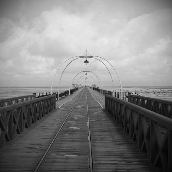 Southport Pier by davidburleson