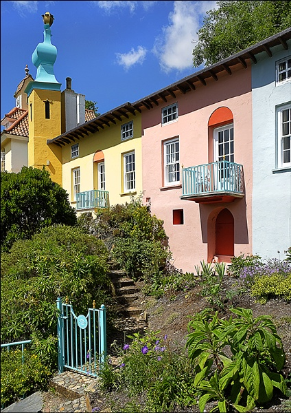 Portmeirion by koiboy