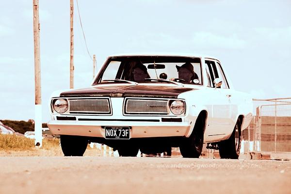 1968 Plymouth Valiant by arhb