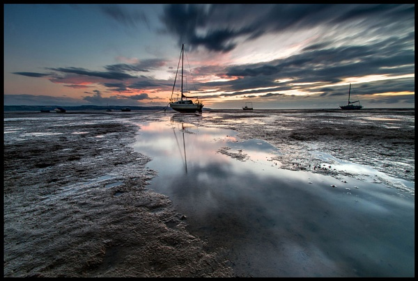 Wirral Sunset by ChrisStyles