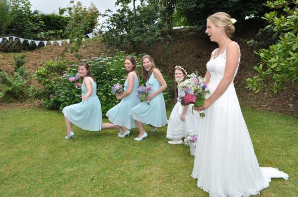 Wedding fun by Dugs