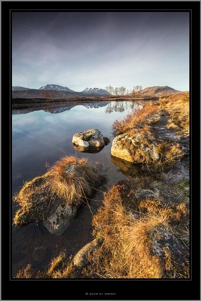 Tranquil Loch Ba by Tynnwrlluniau