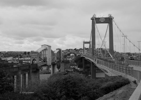Tamar Bridge by kaz1