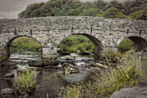Post Bridge by pf