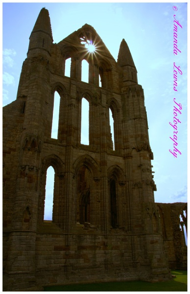 Whitby Abbey by Spangle2008