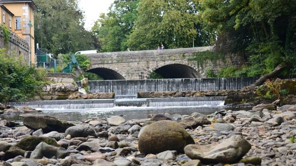 River Tavy at Tavistock by eddie1