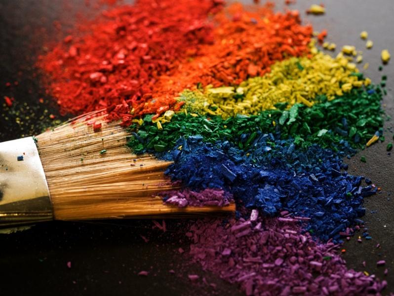 Fun with colour