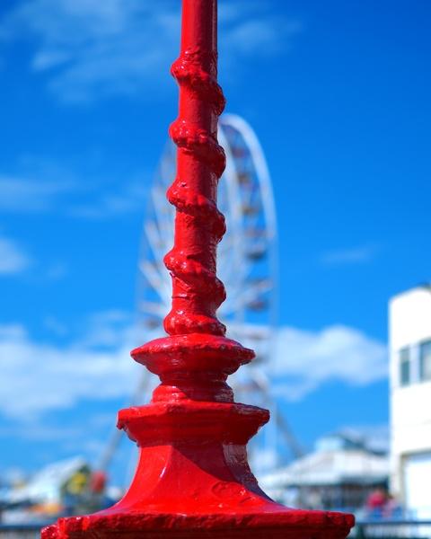 Lampost by victorburnside