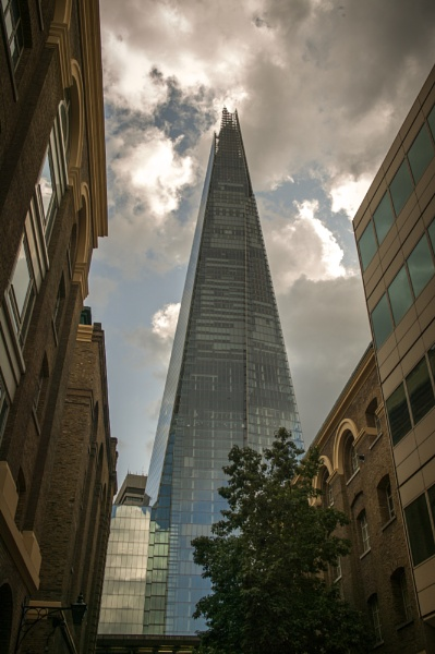 The Changing Face Of London\'s Architecture by bobbinio