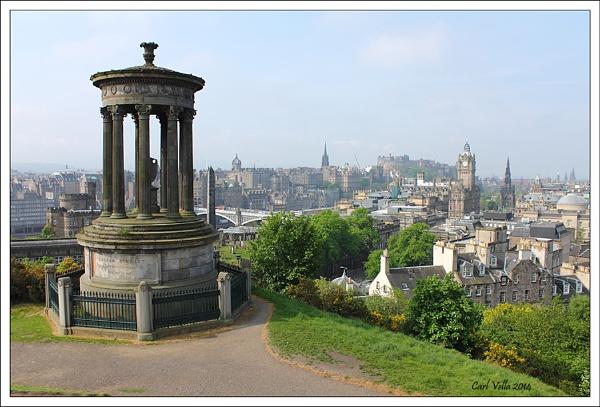 Edinburgh\'s Skyline by Carl86
