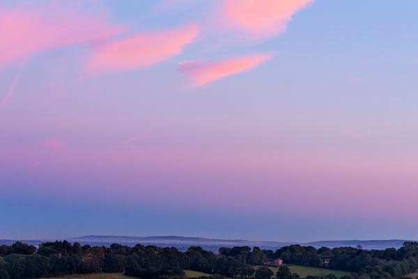 Evening Light by JJGEE
