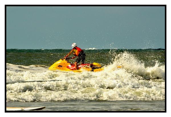 Surf patrol. by gma