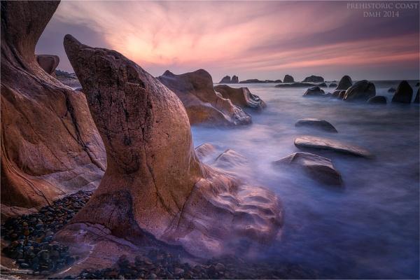 Prehistoric Coast by dmhuynh72