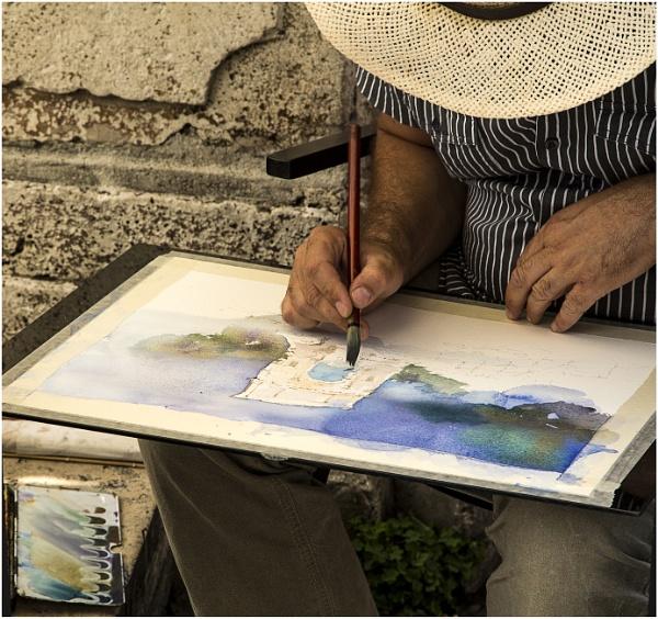 The Watercolour by MrB