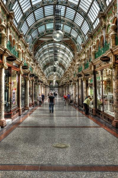 Leeds Arcade by Armakk