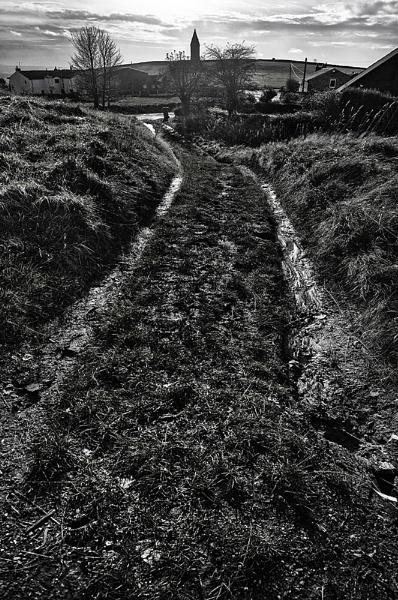 Farm Road by steebi