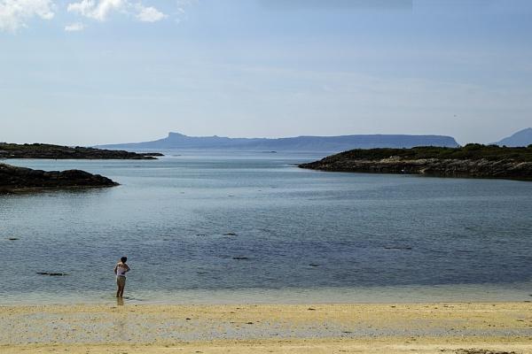 Stranger on the Shore by Irishkate