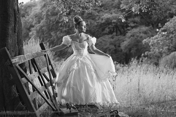 The Country Bride by paulbaybutphotography